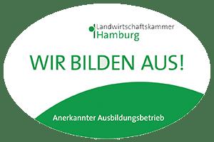 Landwirtschaftskammer Hamburg, Garten- und Landschaftsbau Hamburg, Ausbildungsbetrieb
