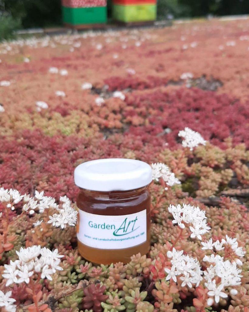 Honig, Bienen, nachhaltig, Garten- und Landschaftsbau Hamburg